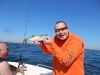 Tiny stripers have big appetites too!