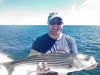 Plum Island striped bass caught by Eric