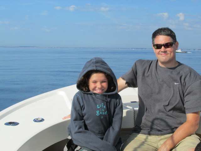 Fishing charters for kids