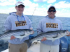 Plum Island Stripers, double keepers!!