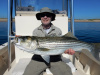 Plum Island striper caught by Rich Boulanger