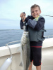 Striped Bass fishing is in Will's blood now!